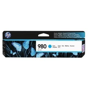 Original  Tintenpatrone cyan Hersteller-ID: No. 980, D8J07A Toner