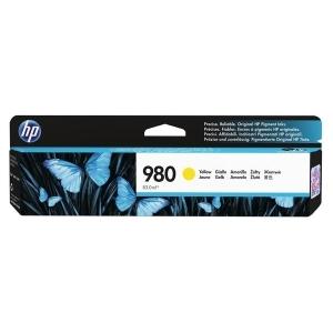 Original  Tintenpatrone gelb Hersteller-ID: No. 980, D8J09A Tinte