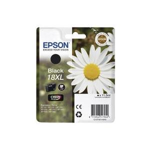 Original  Tintenpatrone XL schwarz Hersteller-ID: No. 18XL bk, T18114 Tinte