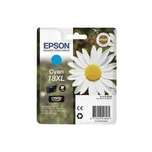 Original  Tintenpatrone XL cyan Hersteller-ID: No. 18XL c, T18124 Tinte