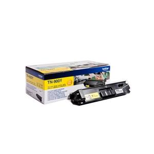 Original  Tonerpatronen Twinpack gelb Hersteller-ID: TN-900Y Twin Tinte