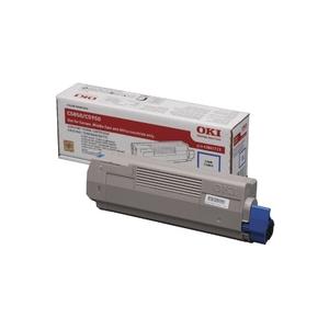 Original  Tonerpatrone cyan Hersteller-ID: 43865723 Toner