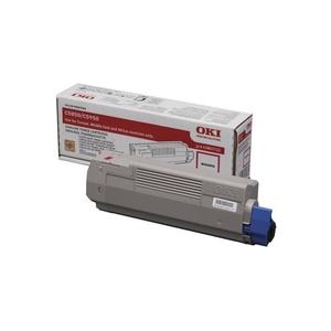 Original  Tonerpatrone magenta Hersteller-ID: 43865722 Tinte