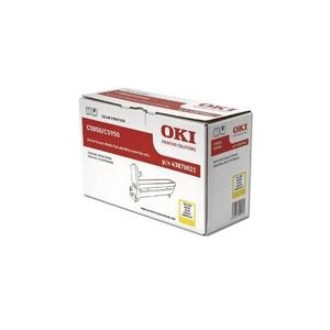 Original  Drum Unit, gelb Hersteller-ID: 43870021 Toner