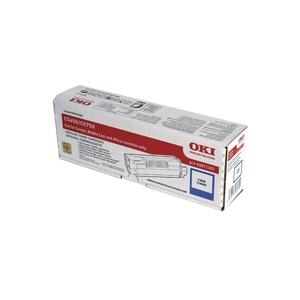 Original  Tonerpatrone cyan Hersteller-ID: 43872307 Tinte