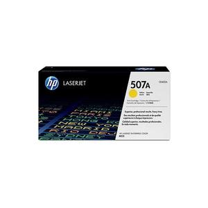 Original  Tonerpatrone gelb Hersteller-ID: No. 507A, CE402A Tinte