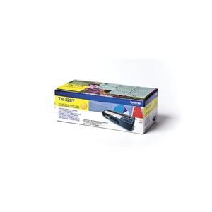 Original  Tonerpatrone gelb Hersteller-ID: TN-328Y Tinte