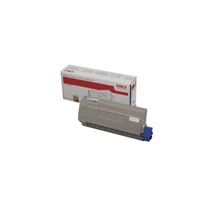 Original  Tonerpatrone cyan Hersteller-ID: 44318607 Tinte