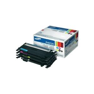 Original  Tonerpatronen Rainbow Kit CMYBK Hersteller-ID: CLT-P4072C Toner