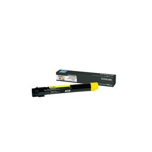 Original  Tonerpatrone gelb Hersteller-ID: X950X2YG Druckerpatronen