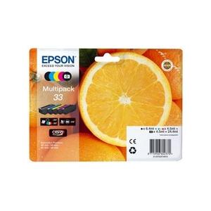 Original  Multipack Tinte, CMYBK/PhBK Hersteller-ID: T333740 Toner