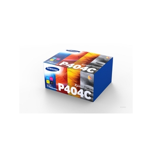 Original  Tonerpatronen Rainbow Kit CMYBK Hersteller-ID: CLT-P404C Tinte
