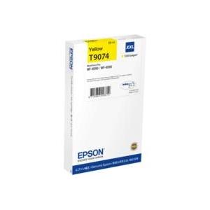 Original  Tintenpatrone XXL gelb Hersteller-ID: T907440 Druckerpatronen