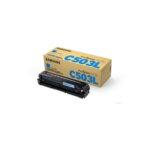 Original  Tonerpatrone cyan Hersteller-ID: CLT-C503L Toner