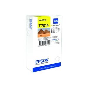 Original  Tintenpatrone XXL gelb Hersteller-ID: T7014, T701440 Druckerpatronen