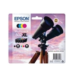Original  Multipack Tinte BKCMY Hersteller-ID: No. 502XL, T02W640 Toner