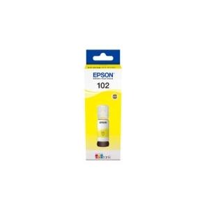 Original  Tintenbehälter gelb Hersteller-ID: E102, T03R440 Tinte
