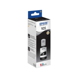 Original  Tintenbehälter schwarz Hersteller-ID: E105, T00Q140 Toner