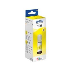 Original  Tintenbehälter gelb Hersteller-ID: E106, T00R440 Toner