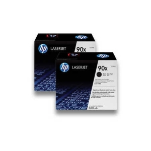 Original  Tonerpatrone schwarz Hersteller-ID: No. 90X, CE390XD Tinte