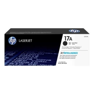 Original  Tonerpatrone schwarz Hersteller-ID: No. 17A, CF217A Tinte