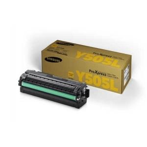 Original  Tonerpatrone yellow Hersteller-ID: CLT-Y505L, SU512A Druckerpatronen