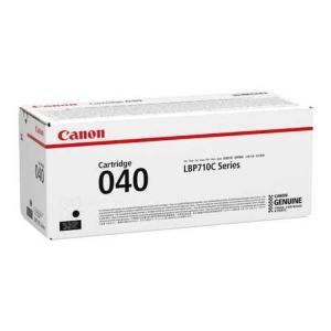 Original  Tonerpatrone schwarz Hersteller-ID: CRG-040 bk, 0460C001 Tinte