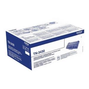 Original  Tonerpatrone schwarz Hersteller-ID: TN-3430 Tinte