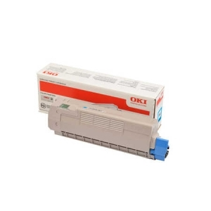 Original  Tonerpatrone cyan Hersteller-ID: 46507507 Toner