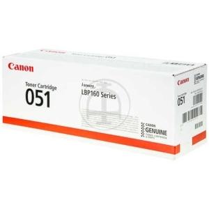 Original  Tonerpatrone schwarz Hersteller-ID: CRG-051 bk, 2168C002 Tinte