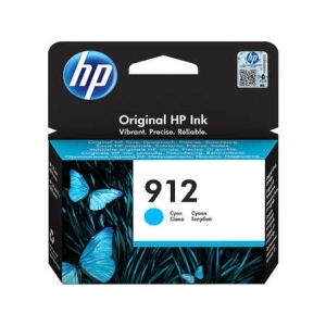Original  Tintenpatrone cyan Hersteller-ID: No. 912, 3YL80AE Toner