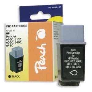 Peach  Druckkopf schwarz kompatibel zu Hersteller-ID: No. 20, C6614D Toner