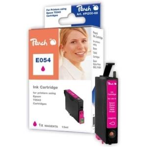 Peach  Tintenpatrone magenta kompatibel zu Hersteller-ID: T0543 Tinte