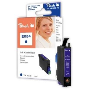 Peach  Tintenpatrone blau kompatibel zu Hersteller-ID: T0549 Toner