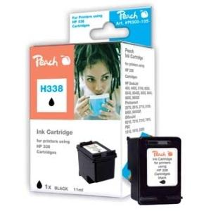 Peach  Druckkopf schwarz kompatibel zu Hersteller-ID: No. 338, C8765E Toner