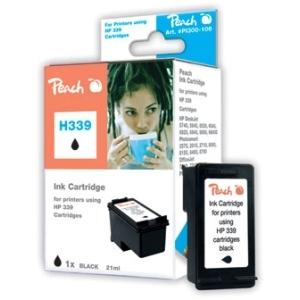 Peach  Druckkopf schwarz kompatibel zu Hersteller-ID: No. 339, C8767E Toner