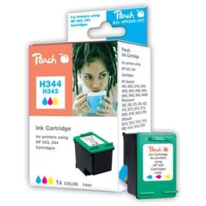 Peach  Druckkopf color kompatibel zu Hersteller-ID: No. 344, C9363E Druckerpatronen