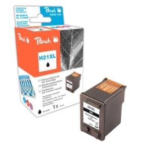 Peach  Druckkopf schwarz kompatibel zu Hersteller-ID: No. 21XL, C9351AE Druckerpatronen