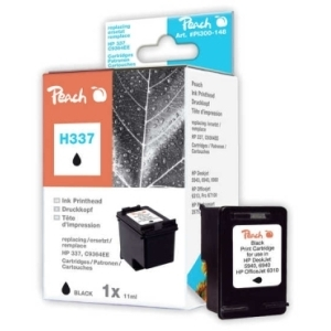 Peach  Druckkopf schwarz kompatibel zu Hersteller-ID: No. 337, C9364E Druckerpatronen