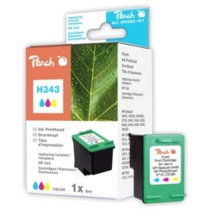Peach  Druckkopf color kompatibel zu Hersteller-ID: No. 343, C8766EE Tinte