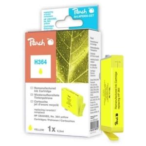 Peach  Tintenpatrone gelb kompatibel zu Hersteller-ID: No. 364, CB320EE Druckerpatronen