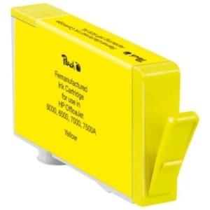 Peach  Tintenpatrone gelb kompatibel zu Hersteller-ID: No. 920XL, CD974AE Tinte