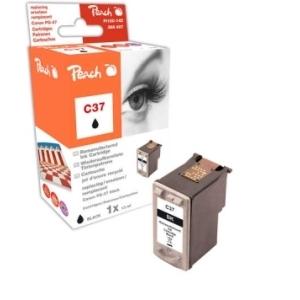 Peach  Druckkopf schwarz kompatibel zu Hersteller-ID: PG-37 Toner