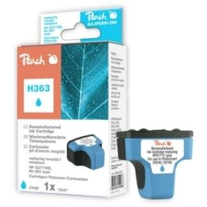 Peach  Tintenpatrone cyan kompatibel zu Hersteller-ID: No. 363, C8771EE Druckerpatronen