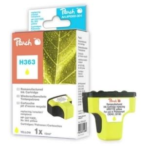 Peach  Tintenpatrone gelb kompatibel zu Hersteller-ID: No. 363, C8773EE Toner