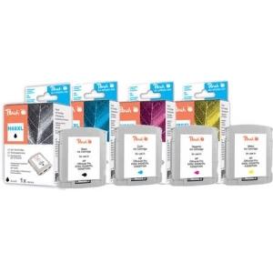 Peach  Spar Pack Tintenpatronen kompatibel zu Hersteller-ID: No. 88XL Druckerpatronen