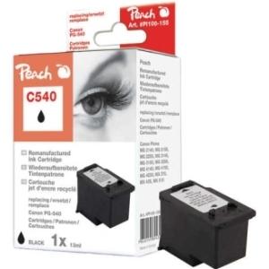 Peach  Druckkopf schwarz kompatibel zu Hersteller-ID: PG-540 Toner