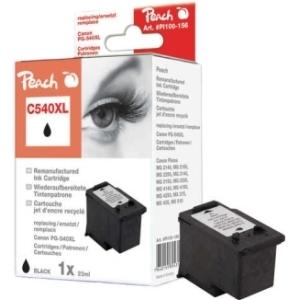 Peach  Druckkopf XL schwarz kompatibel zu Hersteller-ID: PG-540XL Tinte