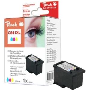 Peach  Druckkopf XL color kompatibel zu Hersteller-ID: CL-541XL Tinte