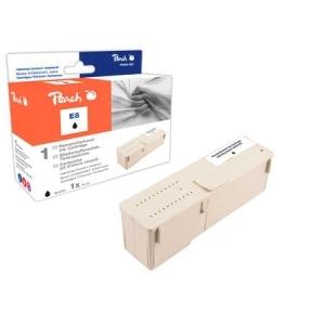 Peach  Tintenpatrone schwarz kompatibel zu Hersteller-ID: C33S020407, SJIC8bk Druckerpatronen